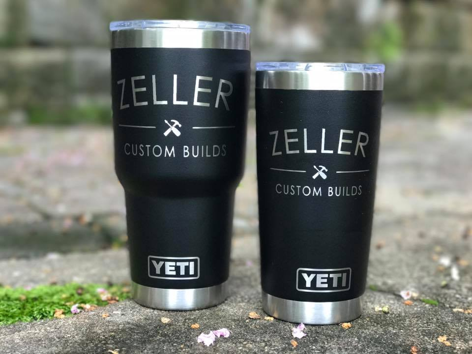Custom Colors Yeti Products
